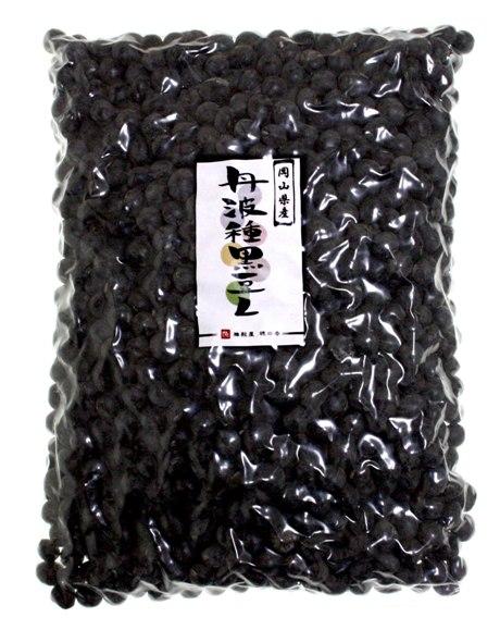 岡山県産 丹波種黒豆L 1kg