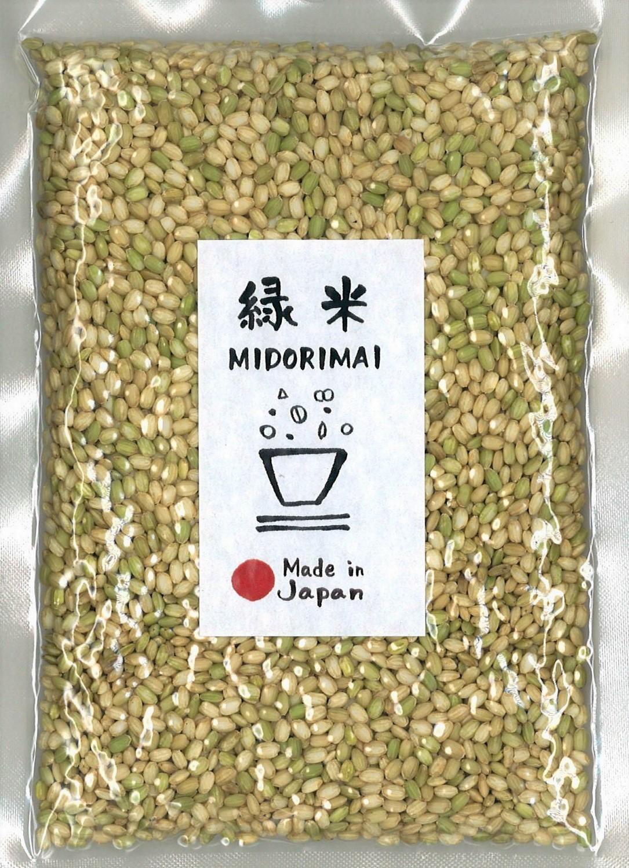 緑米(国産) 1kg