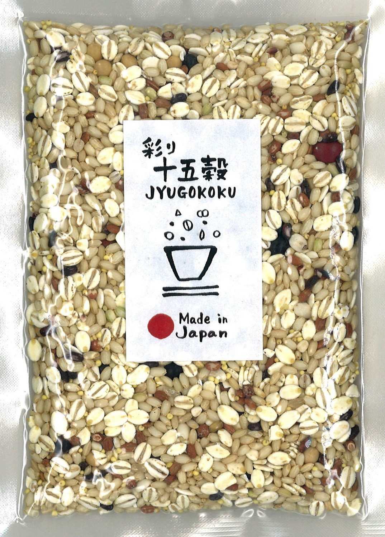 彩り十五穀(国産) 5kg(1kg×5)