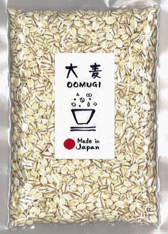 大麦(国産) 1kg
