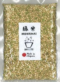 緑米(国産) 150g