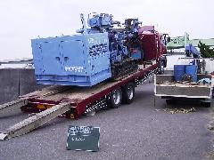 地中熱利用システム 某実験施設(地中熱交換井)