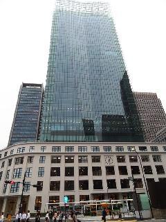 都心部オフィスビル (JR東京駅前)
