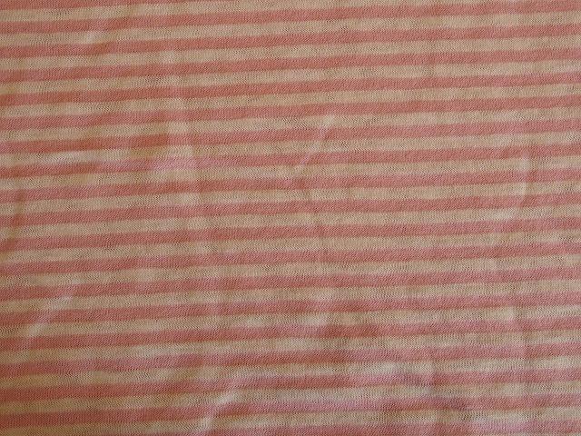 ラフィー天竺 ビンテージピンク M4372