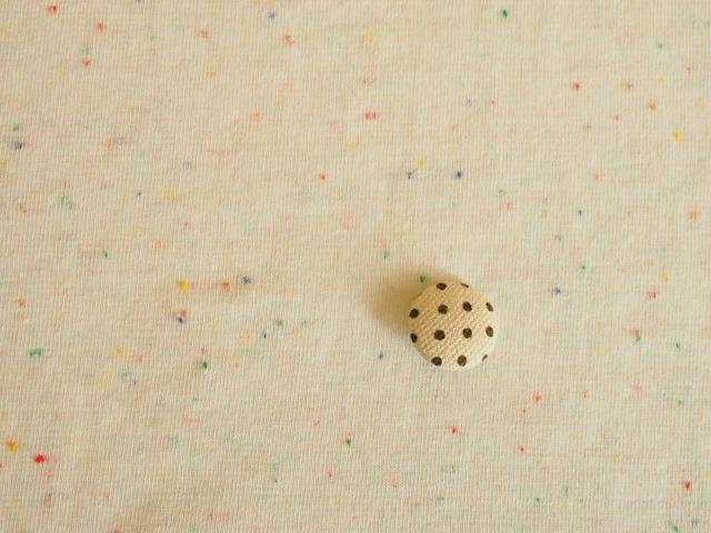 カチオンネップ天竺 ナチュラルブルー M6715