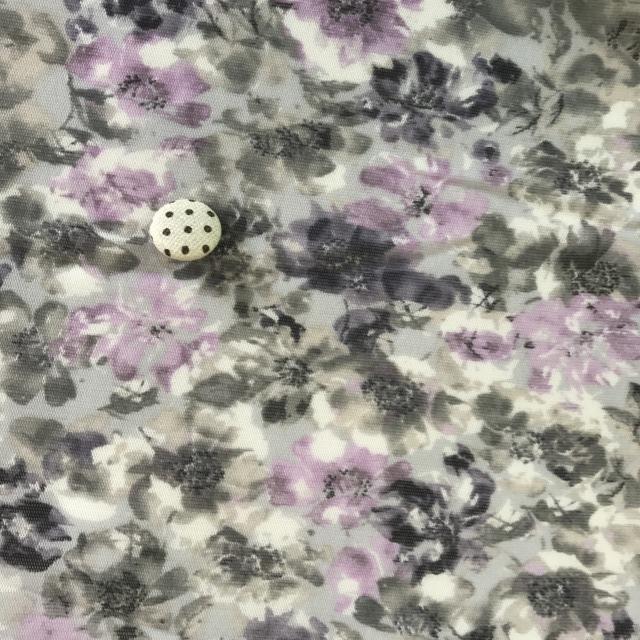 パワーネット 花柄 M9585