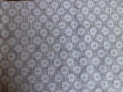 Wチュール 白花 M4122
