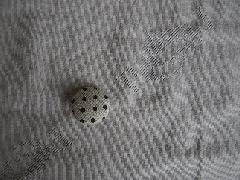 透かし柄ベア天竺 M5727 オフハート