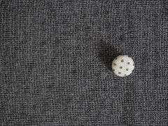 接結ジャガード チャコール杢 M6573