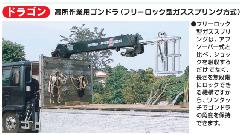 ドラゴン 高所作業用ゴンドラ GD-5045