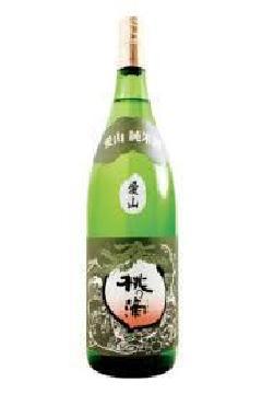 桃の滴 愛山 純米酒 1800m