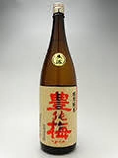 豊能梅 特別純米 吟の夢仕込み 生酒 1800m