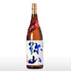 一代弥山 純米吟醸 原酒 ひやおろし 1800m