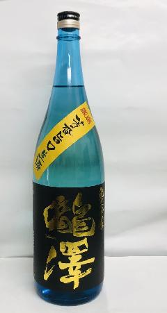 瀧澤 純米吟醸 芳香旨口 生酒 1800m
