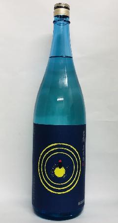 米鶴 純米酒 蛍ラベル 1800ml