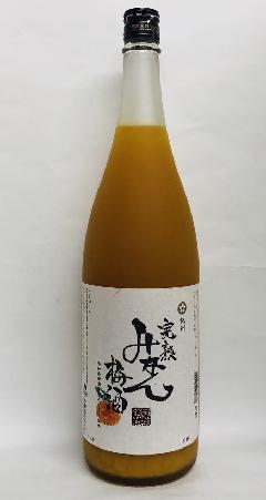 紀州完熟みかん梅酒 1800ml