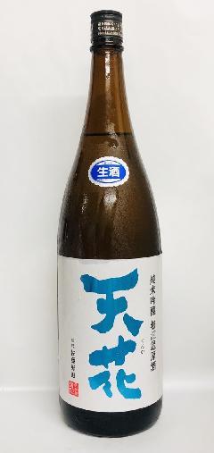 天花 純米吟醸原酒 山田錦 1.8L
