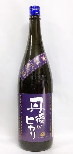 丹後のヒカリ 純米吟醸 1.8L
