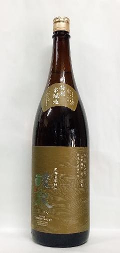 醴泉 特別本醸造 山田錦 1800ml