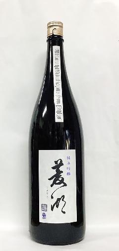 菱湖 純米吟醸 1.8L