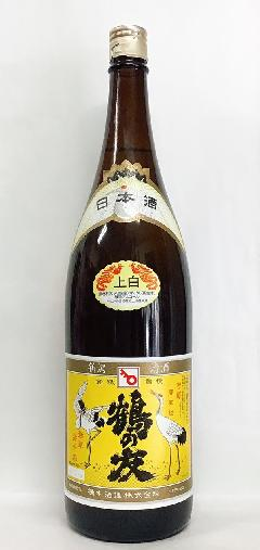 鶴の友 上白 1.8L