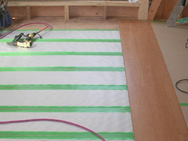 床暖房(電気式)