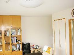 長岡市(栃尾) 個人宅のクロス張り替え工事