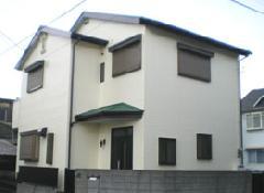 埼玉県の戸建の外壁塗装例になります。