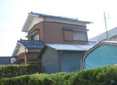 東京都埼の戸建の外壁塗装例になります。