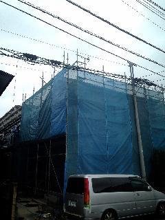 川口市内 戸建 外壁塗装工事