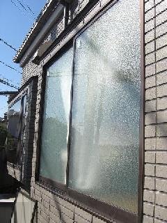 保土ヶ谷区 防犯ガラス工事