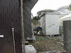 泉区 テラス施工工事