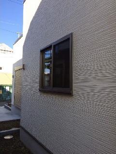 横浜市旭区 壁付けシャッター工事
