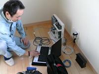 有線・無線ネットワーク構築