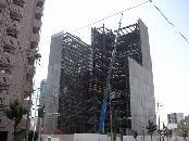 名古屋市中村区亀島 鉄骨撤去解体