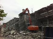 名古屋市 学校宿舎 解体工事