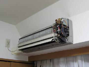 武蔵野市の家庭用エアコン取り付け