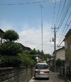 東京小平 研究施設 電波障害調査