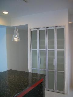 アルミ折戸(収納)