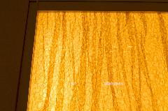 モラート色 透明パネル+カミズム