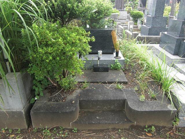 八柱霊園 4�uの実例です