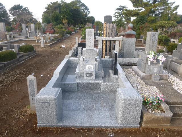 リフォーム 墓所リフォーム工事