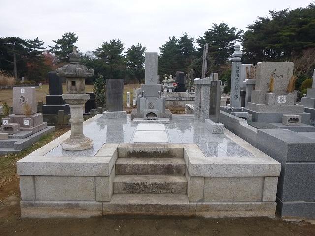 墓所リフォーム 墓地 墓石 リフォーム