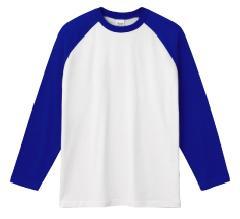 Printstar 00139-RLS ラグラン長袖Tシャツ