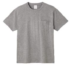 Printstar 00152-BPT ポケットTシャツ