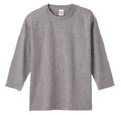 Printstar 00154-BQT 7分袖Tシャツ
