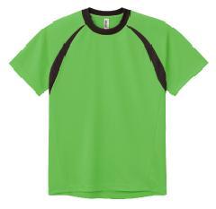 Printstar 00306-ART カラ−ブロックTシャツ
