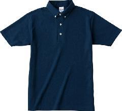 Printstar 00197-BDP ボタンダウンポロシャツ