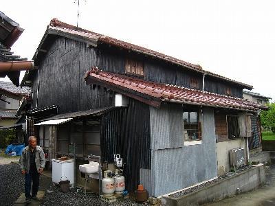 築50年の家です