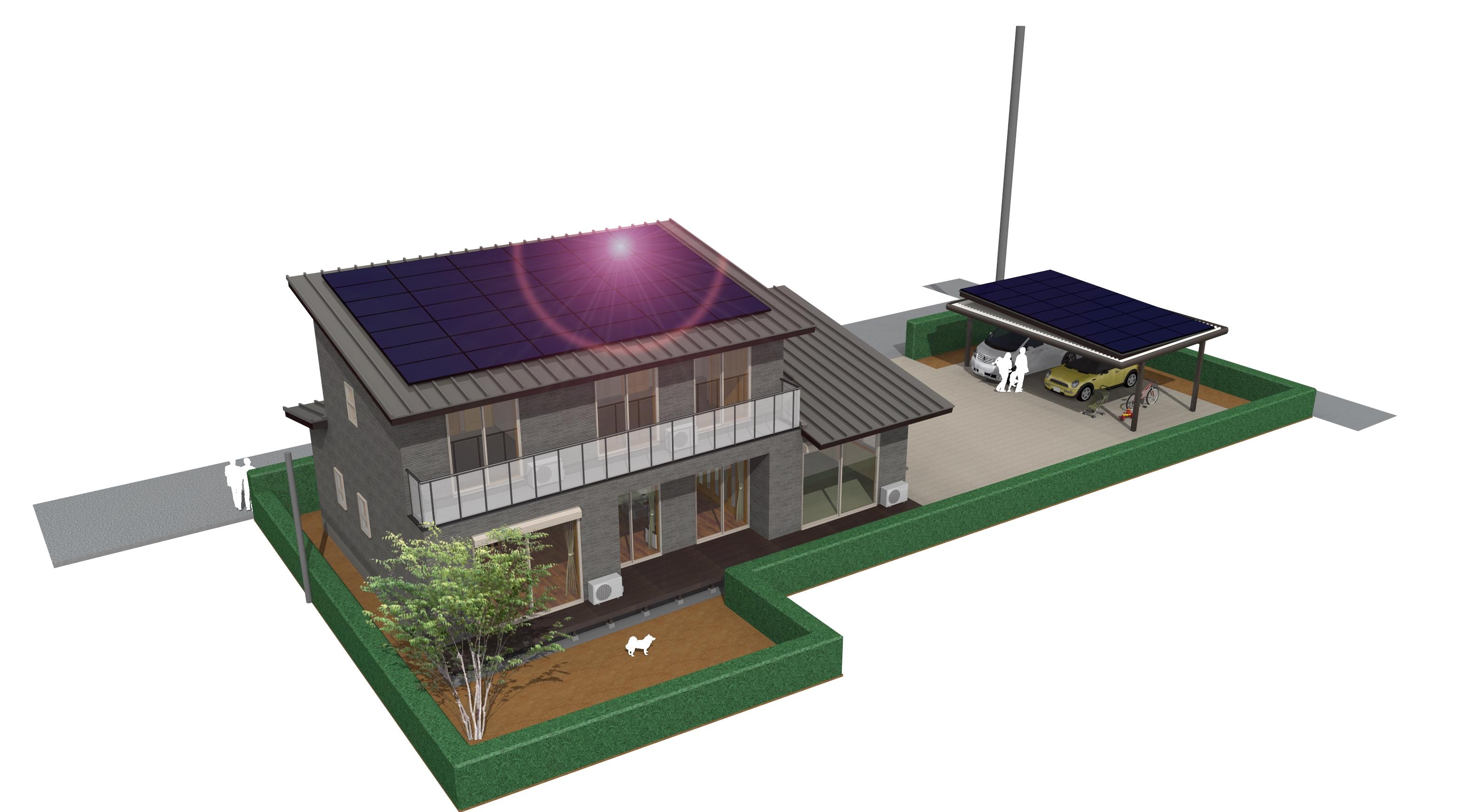 太陽光パネルを最大限に計画